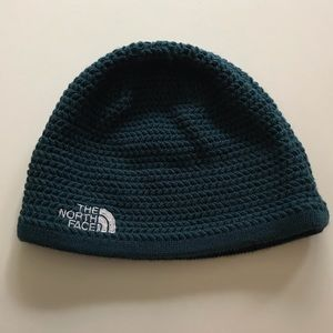 The North Face Teal Beanie Hat